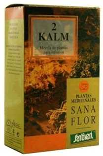 Tisana Kalm 2 (calmante) Santiveri-Domaco Medicamentos