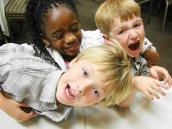 Terapia ocupacional para mejorar la conducta: teoría de la integración sensorial Pediatría