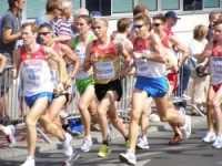 Maratones y corridas amateurs Medicina Deportiva