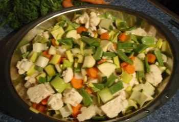Aprende a cocinar un rico pastel de verduras ecológicas Nutrición y Dietética