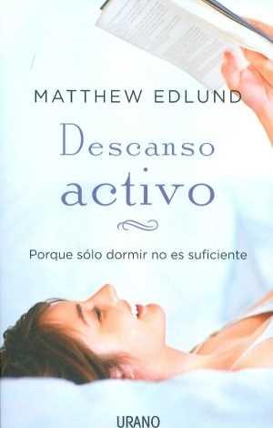 Descanso activo, un libro que te ayudará a dormir mejor Consejos para Mamá