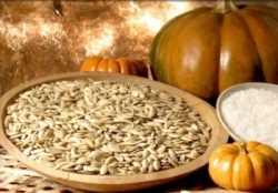 Las semillas de calabaza y sus propiedades Nutrición y Dietética