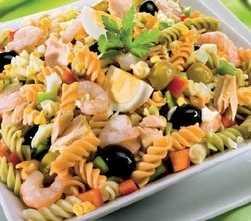Macarrones en ensalada Recetas Saludables