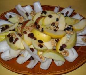Endibias a la fruta Recetas Saludables