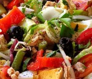 Ensalada Nicoise Recetas Saludables
