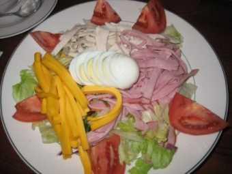Ensalada al chef Recetas Saludables