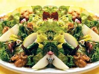 Ensalada de coliflor y apio Recetas Saludables