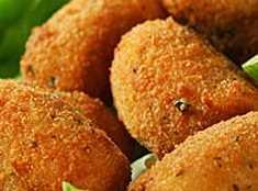 Croquetas de pescado Recetas Saludables