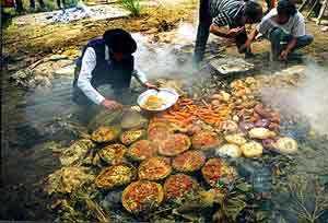 Curanto tradicional andino Recetas Saludables