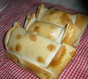Empanadas de pino al horno Recetas Saludables