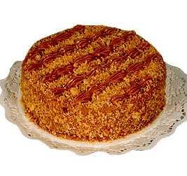 Torta de nuez Recetas Saludables