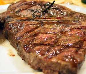 Biftec al jugo Recetas Saludables