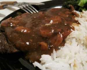 Biftec con vino Recetas Saludables