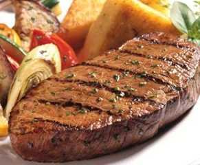 Biftec de vacuno Recetas Saludables