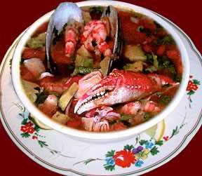 Sopa Marinera Recetas Saludables